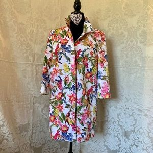 Jessica Relaxed-fit Floral Blazer/Jacket